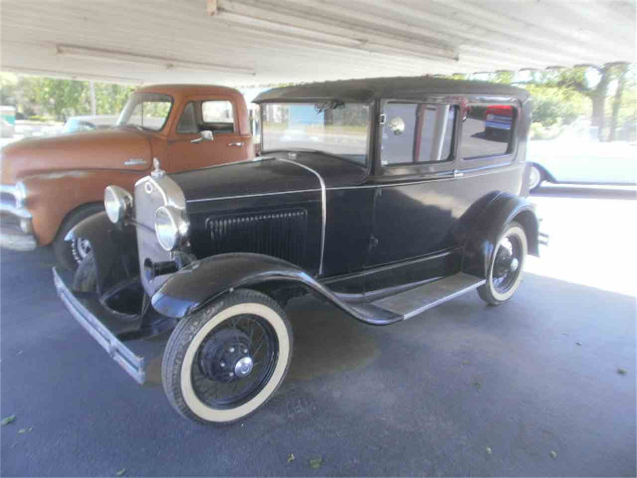 Large Picture of '30 Ford Model A 2Dr Sedan - $14,500.00 Offered by Griffin's Classic Cars - LG3W