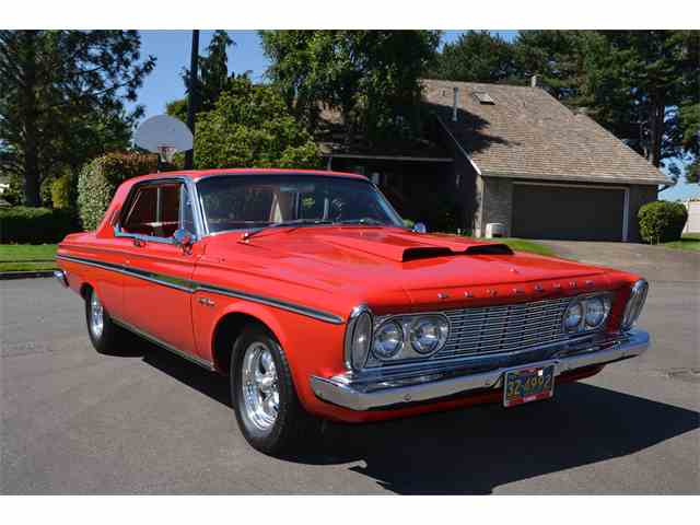 Picture of '63 Sport Fury located in Gresham Oregon - $35,000.00 Offered by a Private Seller - LKN8
