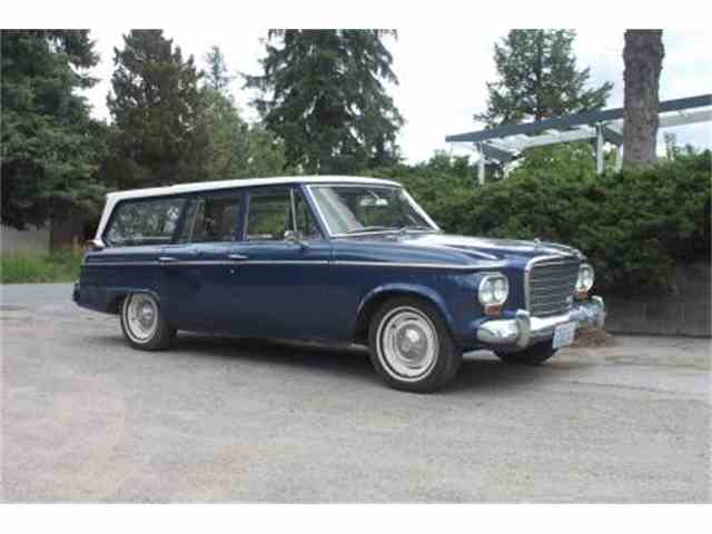 Picture of '63 Lark Wagonaire - LKNG