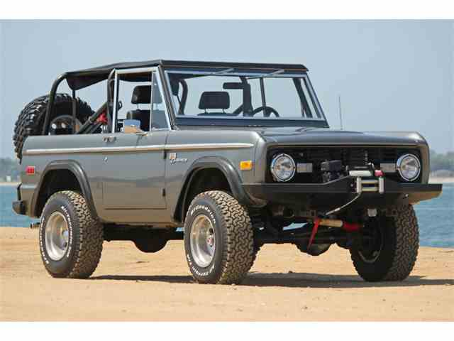 Picture of '73 Bronco - LKO3
