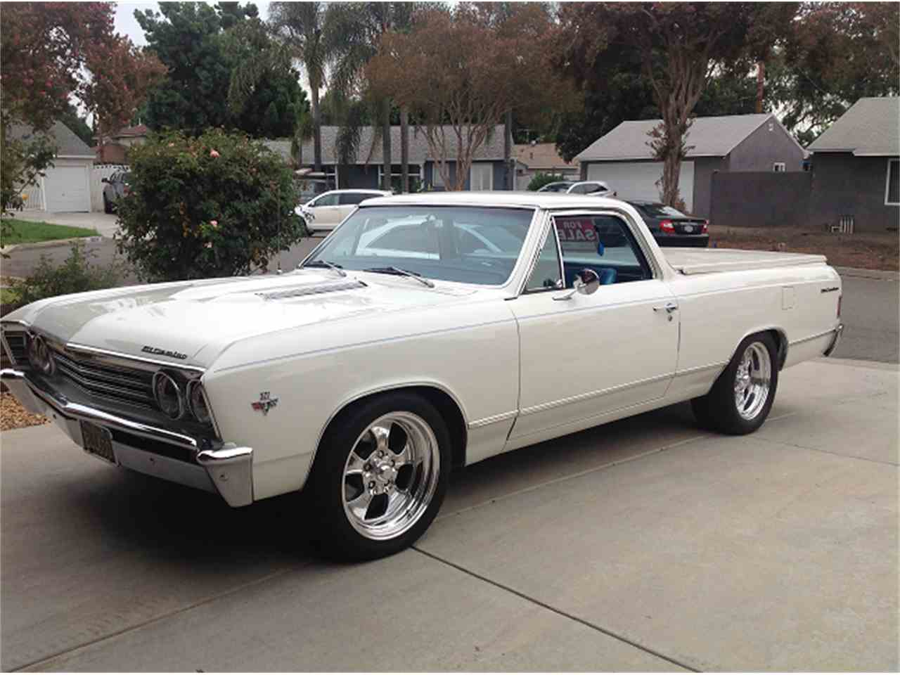 Trucks For 5000 And Under >> 1967 Chevrolet El Camino for Sale | ClassicCars.com | CC-1006572