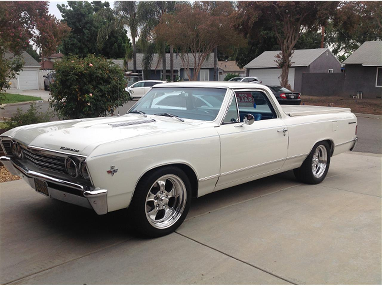 Large Picture of '67 El Camino - LKOC