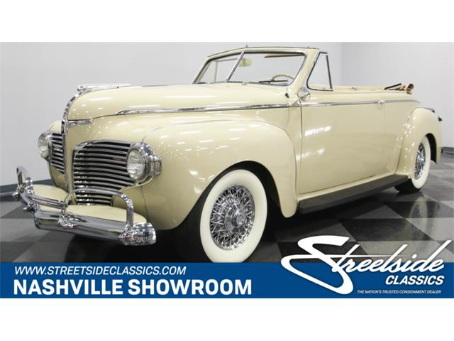 Picture of Classic 1941 Dodge Luxury Liner - $57,995.00 - LKP6