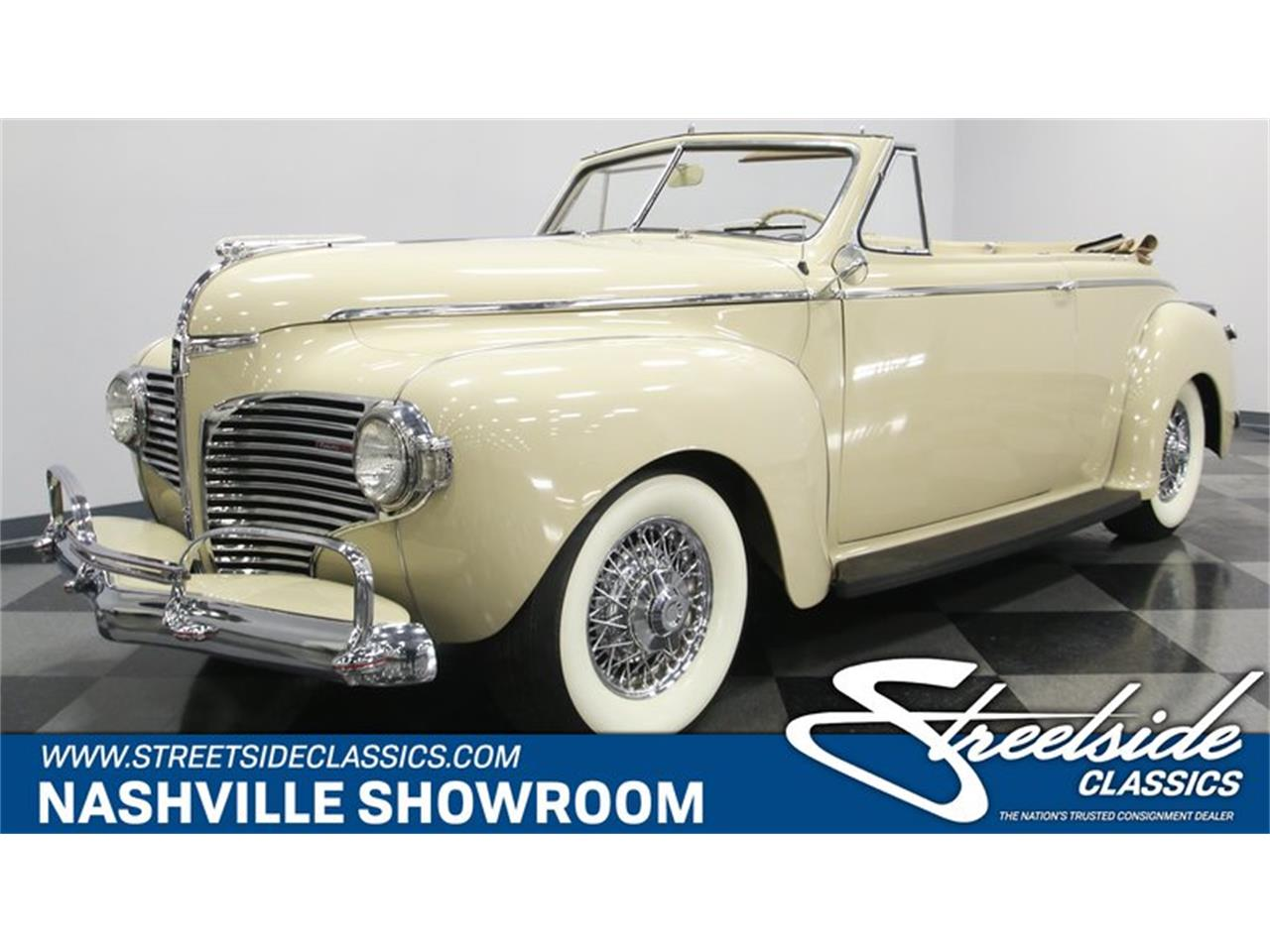 Large Picture of Classic 1941 Dodge Luxury Liner - $49,995.00 - LKP6
