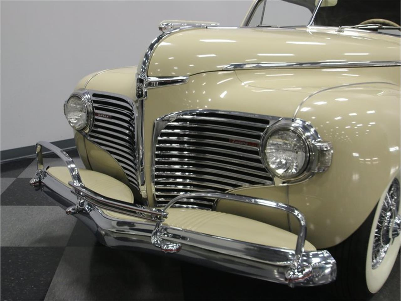 Large Picture of 1941 Dodge Luxury Liner - $49,995.00 Offered by Streetside Classics - Nashville - LKP6