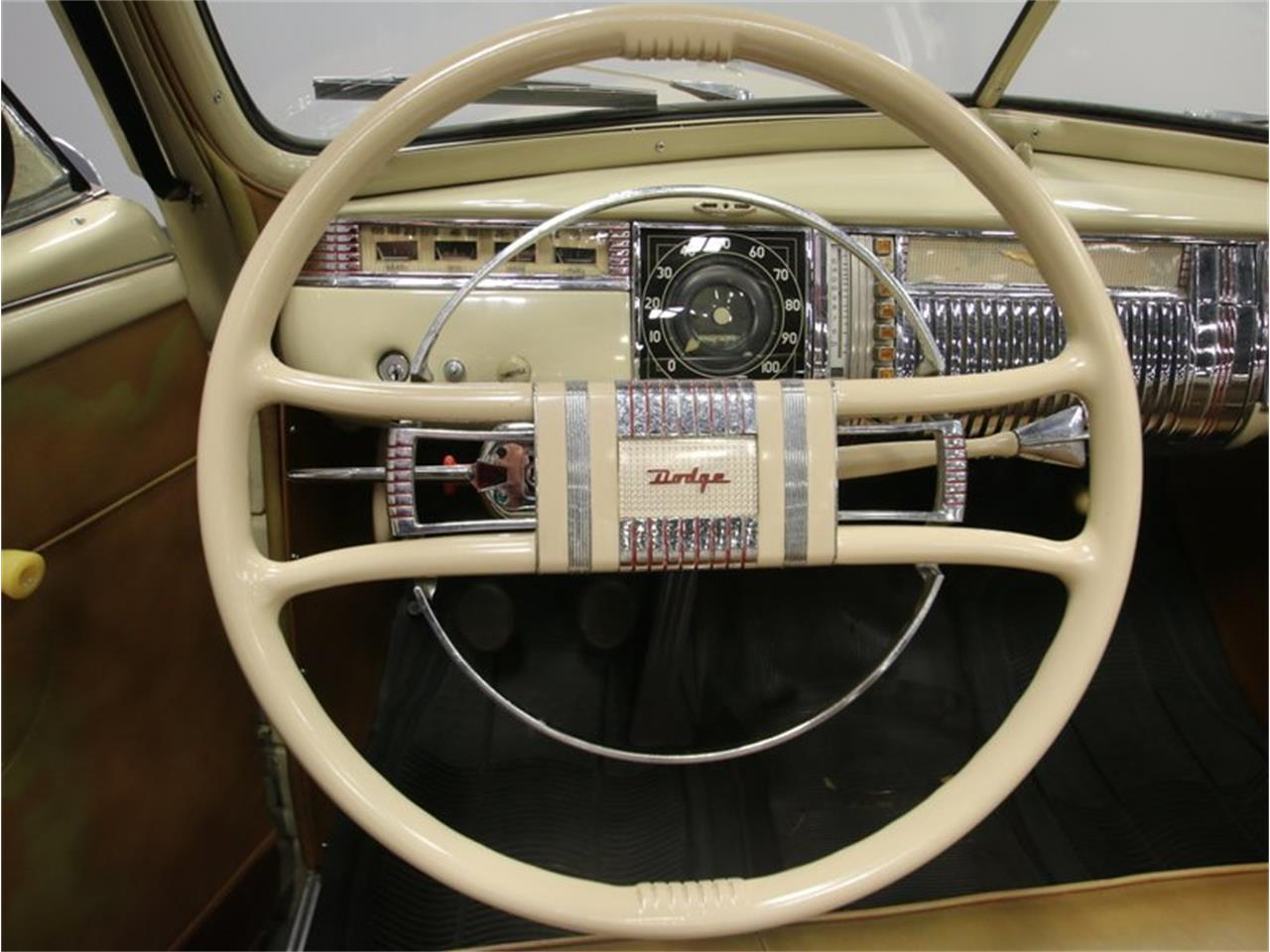Large Picture of Classic 1941 Dodge Luxury Liner - $49,995.00 Offered by Streetside Classics - Nashville - LKP6