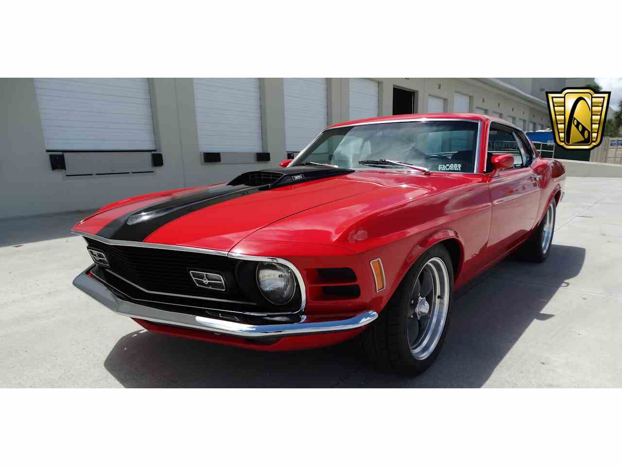 Large Picture of 1970 Ford Mustang located in Coral Springs Florida - LG4A