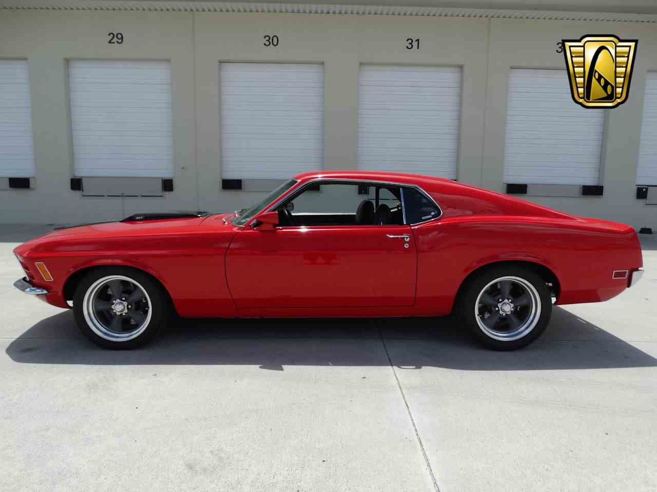 Large Picture of Classic 1970 Ford Mustang Offered by Gateway Classic Cars - Fort Lauderdale - LG4A