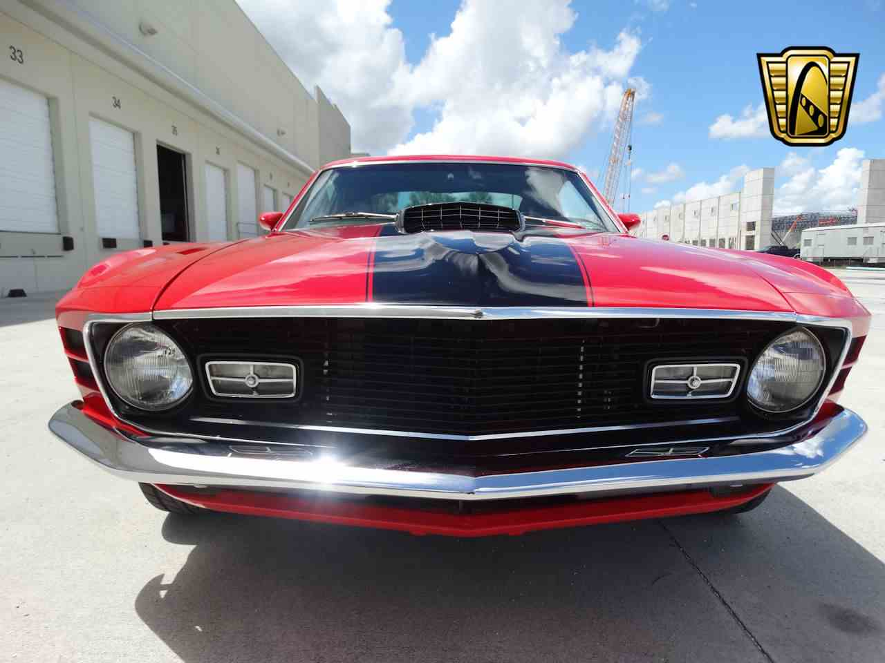 Large Picture of Classic 1970 Ford Mustang - LG4A