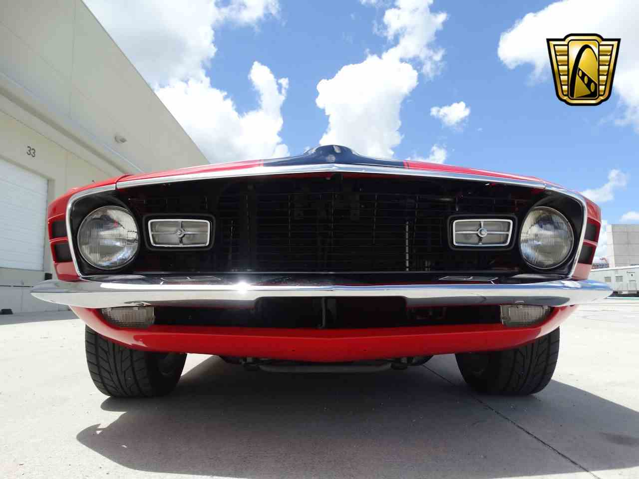 Large Picture of '70 Ford Mustang located in Coral Springs Florida - LG4A