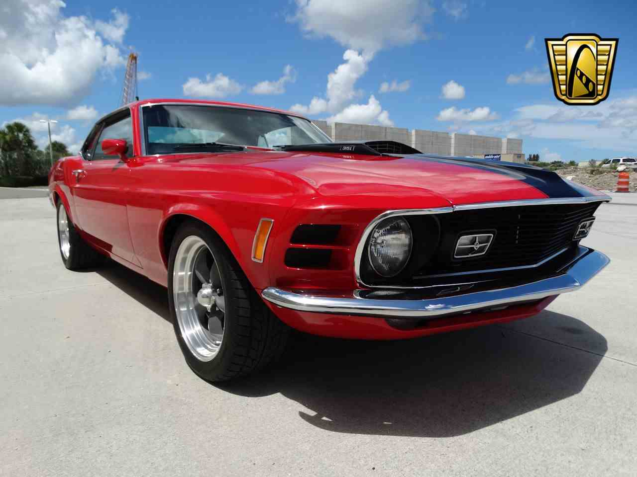 Large Picture of Classic 1970 Ford Mustang located in Florida - $60,000.00 Offered by Gateway Classic Cars - Fort Lauderdale - LG4A