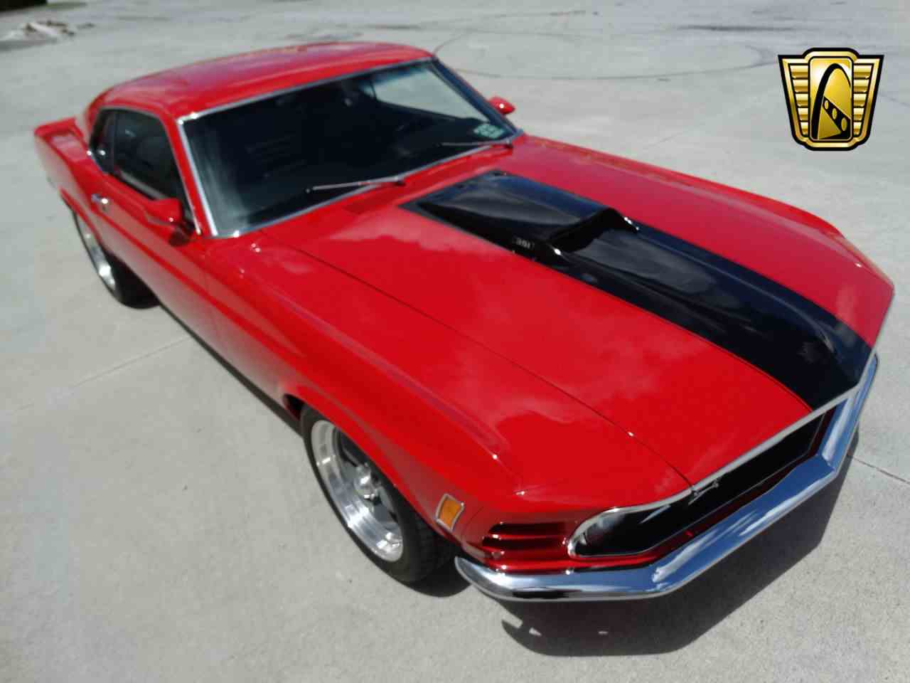 Large Picture of Classic 1970 Mustang located in Coral Springs Florida - $60,000.00 - LG4A