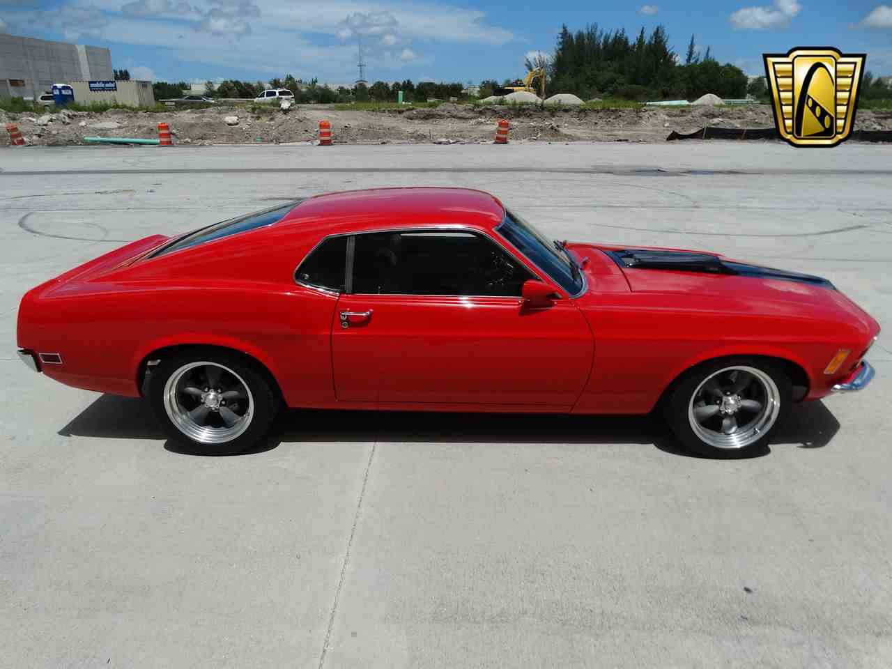 Large Picture of Classic '70 Mustang - $60,000.00 Offered by Gateway Classic Cars - Fort Lauderdale - LG4A