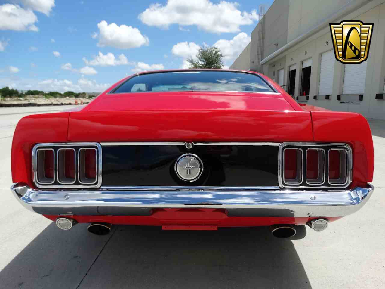 Large Picture of '70 Ford Mustang located in Florida - $60,000.00 Offered by Gateway Classic Cars - Fort Lauderdale - LG4A