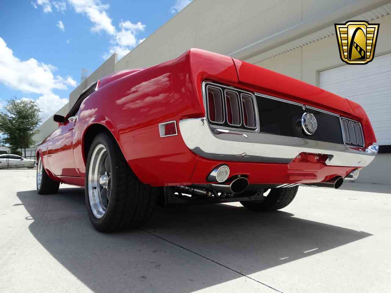 Large Picture of Classic '70 Ford Mustang - LG4A