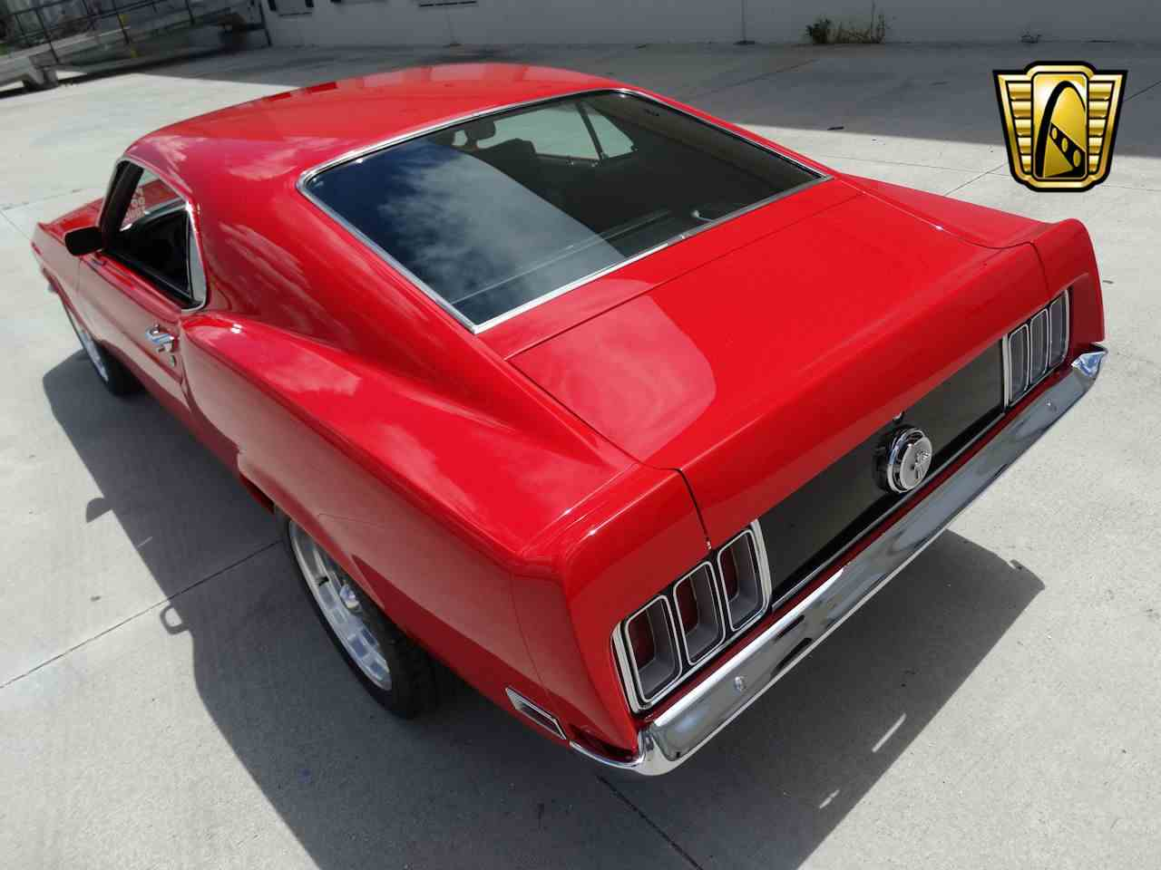 Large Picture of '70 Ford Mustang located in Florida Offered by Gateway Classic Cars - Fort Lauderdale - LG4A