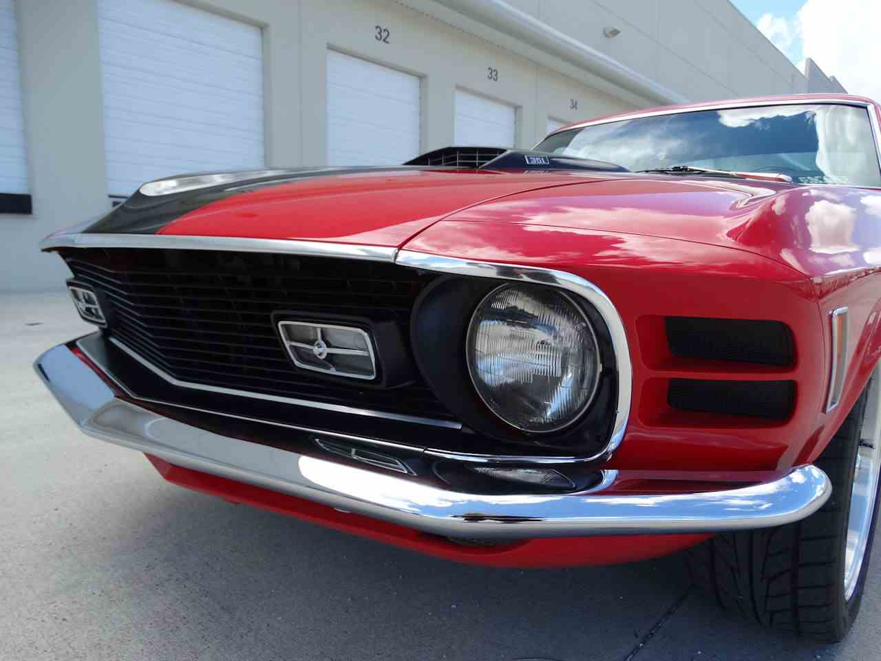 Large Picture of 1970 Ford Mustang located in Florida - $60,000.00 Offered by Gateway Classic Cars - Fort Lauderdale - LG4A