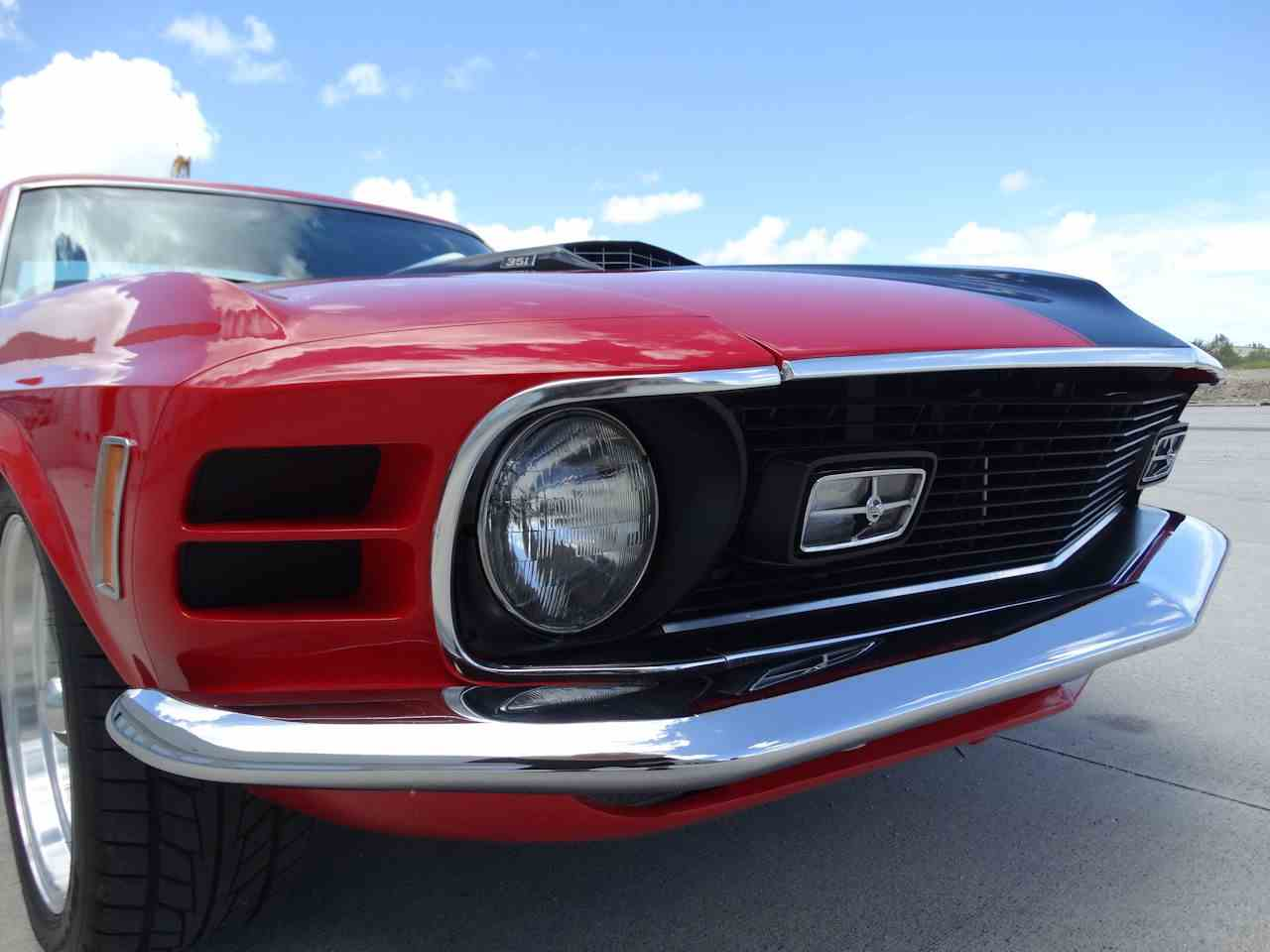 Large Picture of 1970 Ford Mustang located in Coral Springs Florida - $60,000.00 Offered by Gateway Classic Cars - Fort Lauderdale - LG4A