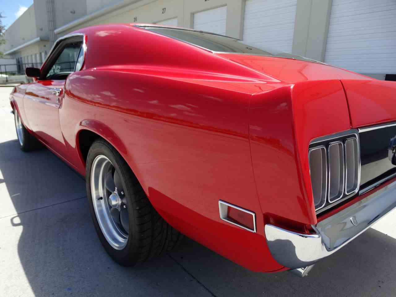 Large Picture of Classic '70 Mustang located in Coral Springs Florida - $60,000.00 Offered by Gateway Classic Cars - Fort Lauderdale - LG4A
