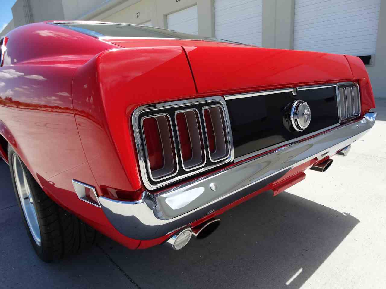Large Picture of '70 Ford Mustang - LG4A