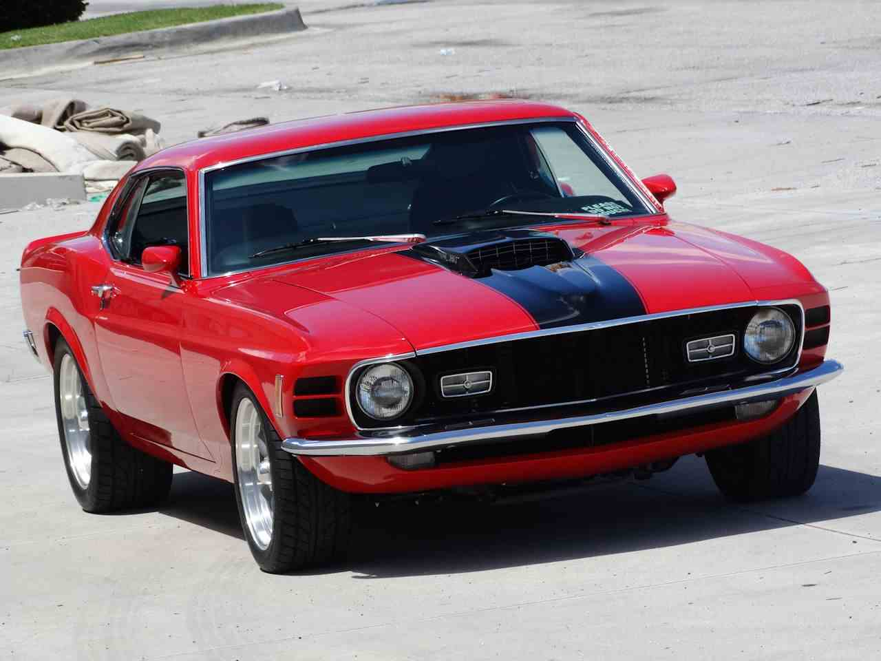 Large Picture of '70 Ford Mustang located in Florida - $60,000.00 - LG4A