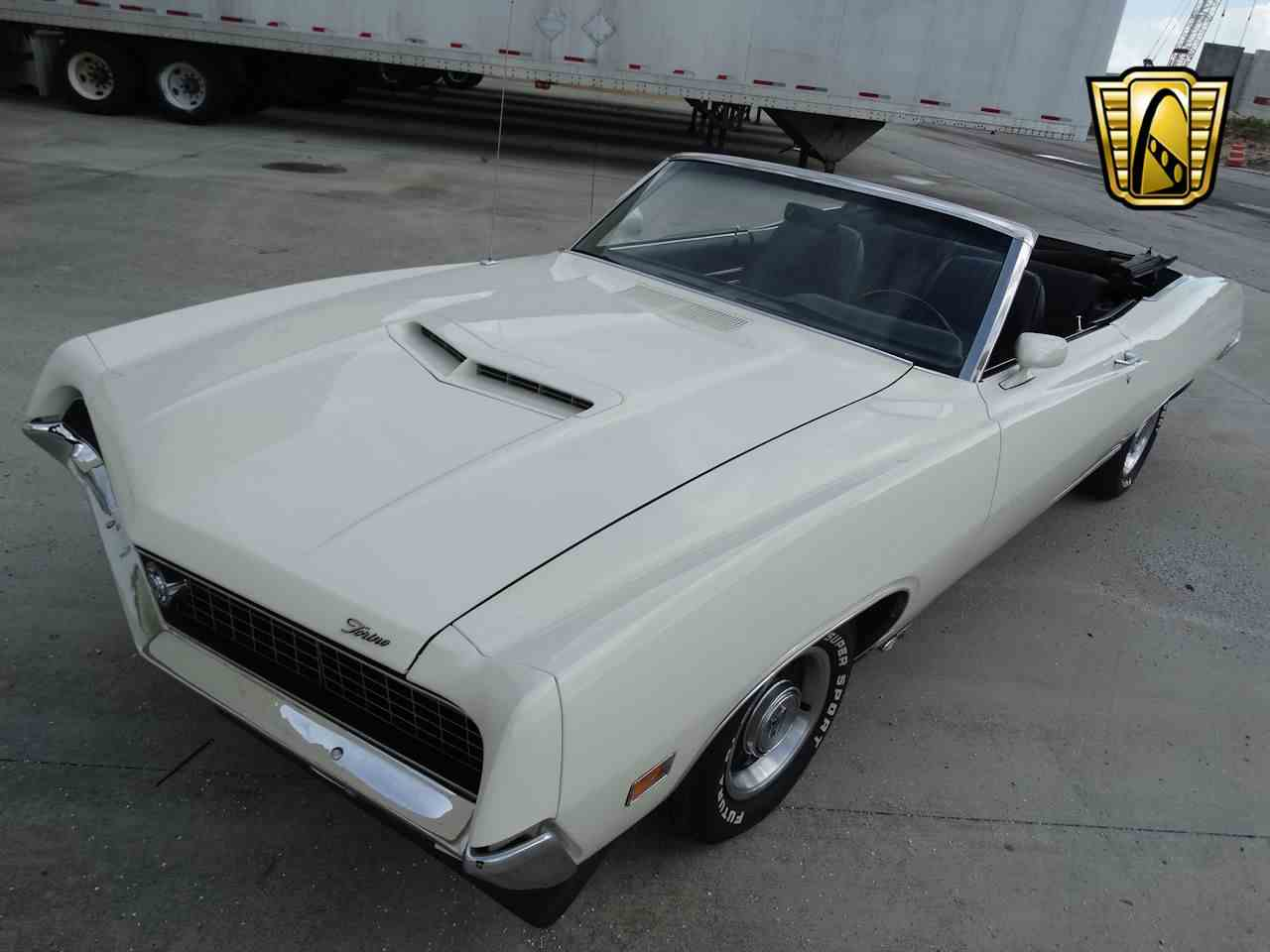 Large Picture of Classic '71 Ford Torino located in Florida - $68,000.00 Offered by Gateway Classic Cars - Fort Lauderdale - LG4B