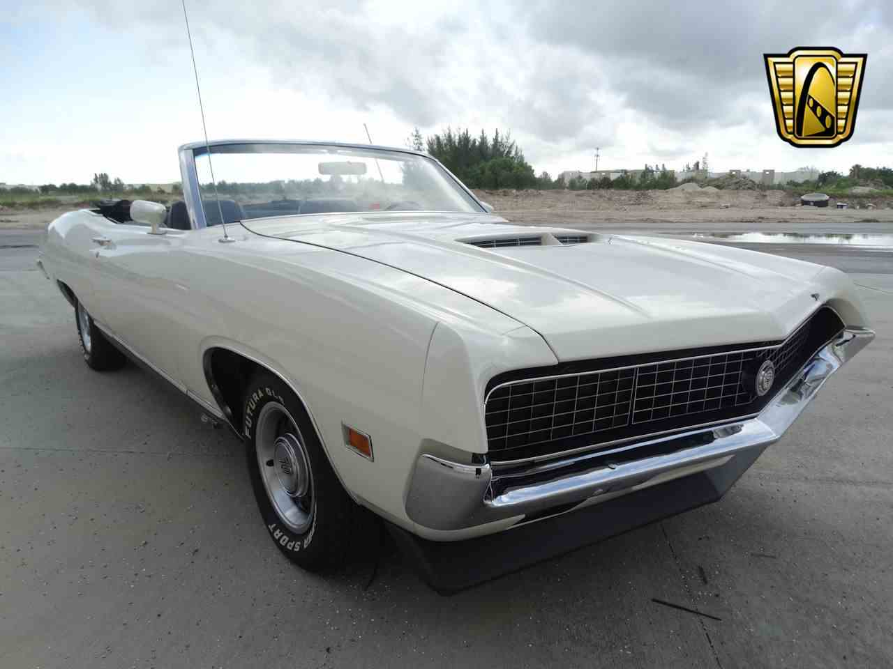 Large Picture of Classic '71 Ford Torino located in Coral Springs Florida - $68,000.00 - LG4B