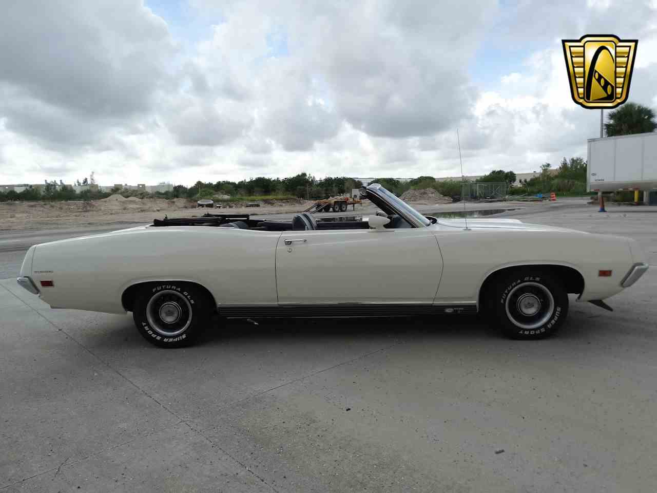 Large Picture of Classic 1971 Ford Torino located in Florida - $68,000.00 - LG4B
