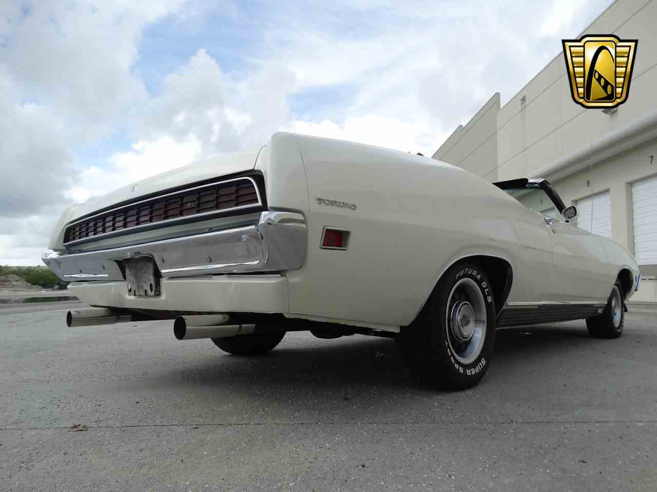 Large Picture of Classic '71 Torino - $68,000.00 - LG4B