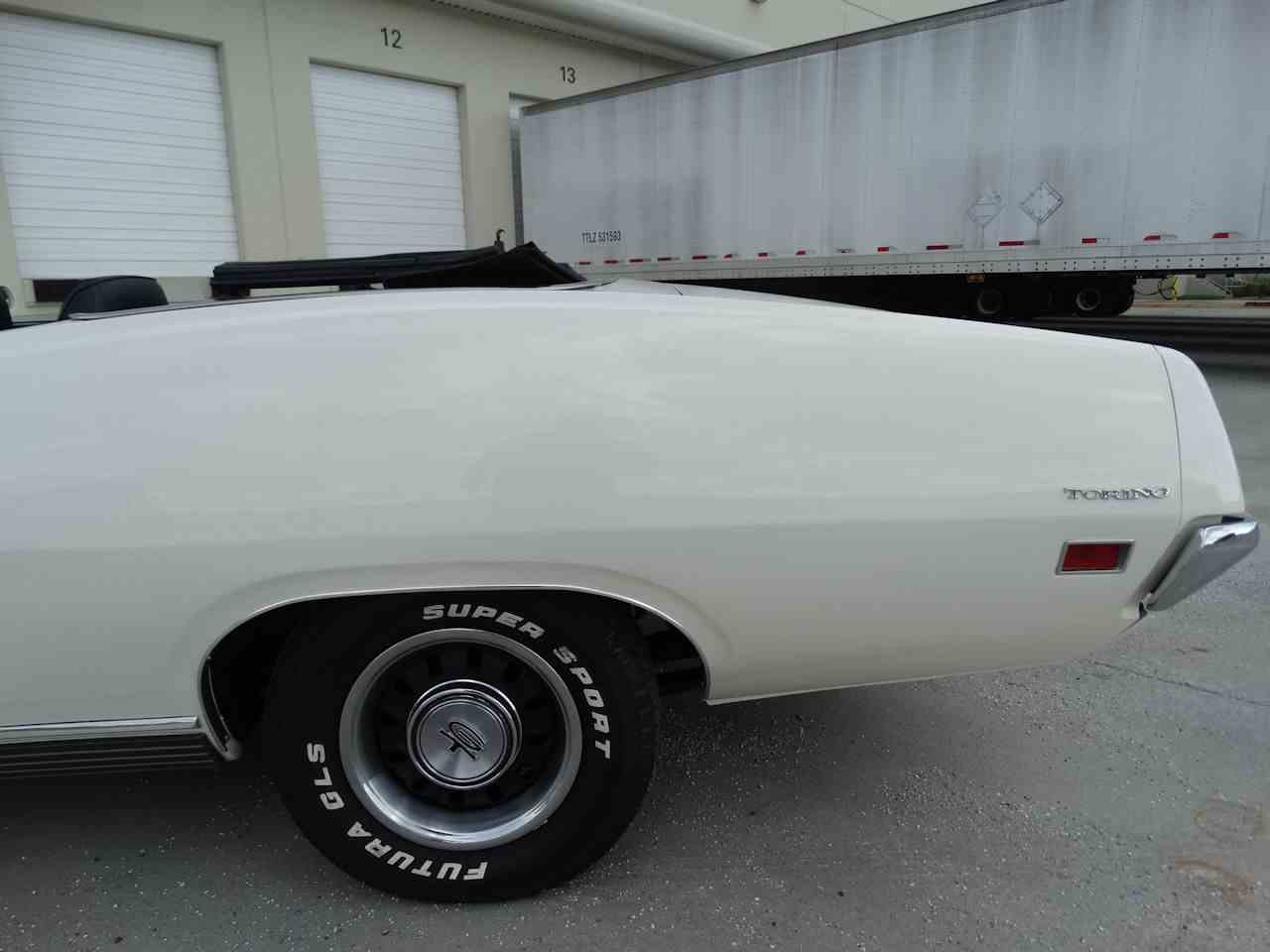 Large Picture of Classic 1971 Torino located in Coral Springs Florida Offered by Gateway Classic Cars - Fort Lauderdale - LG4B