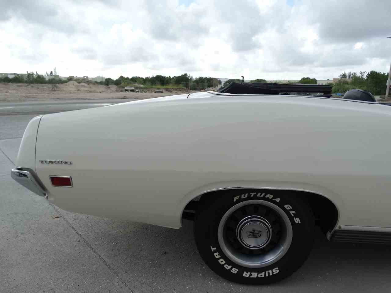 Large Picture of Classic '71 Ford Torino located in Coral Springs Florida Offered by Gateway Classic Cars - Fort Lauderdale - LG4B