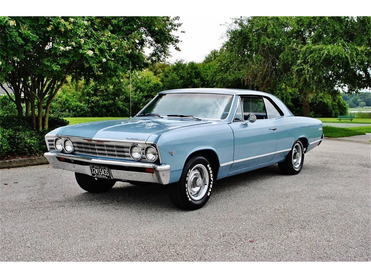 Large Picture of 1967 Chevrolet Malibu located in Florida Offered by Primo Classic International LLC - LKRQ