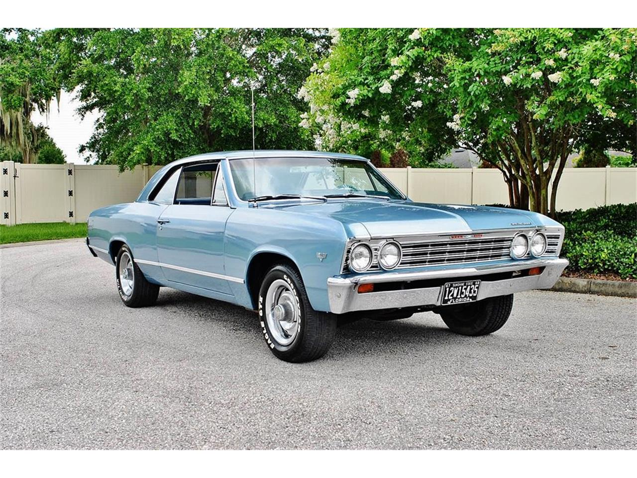 Large Picture of '67 Malibu located in Florida Offered by Primo Classic International LLC - LKRQ