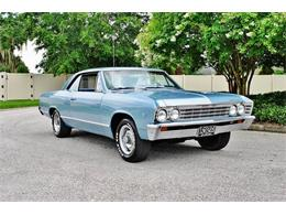 Picture of 1967 Chevrolet Malibu located in Lakeland Florida - $15,900.00 Offered by Primo Classic International LLC - LKRQ