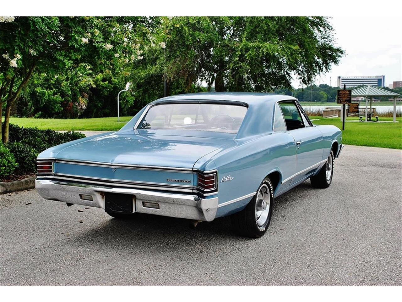Large Picture of Classic '67 Chevrolet Malibu located in Lakeland Florida Offered by Primo Classic International LLC - LKRQ