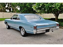 Picture of 1967 Chevrolet Malibu located in Lakeland Florida - $15,900.00 - LKRQ