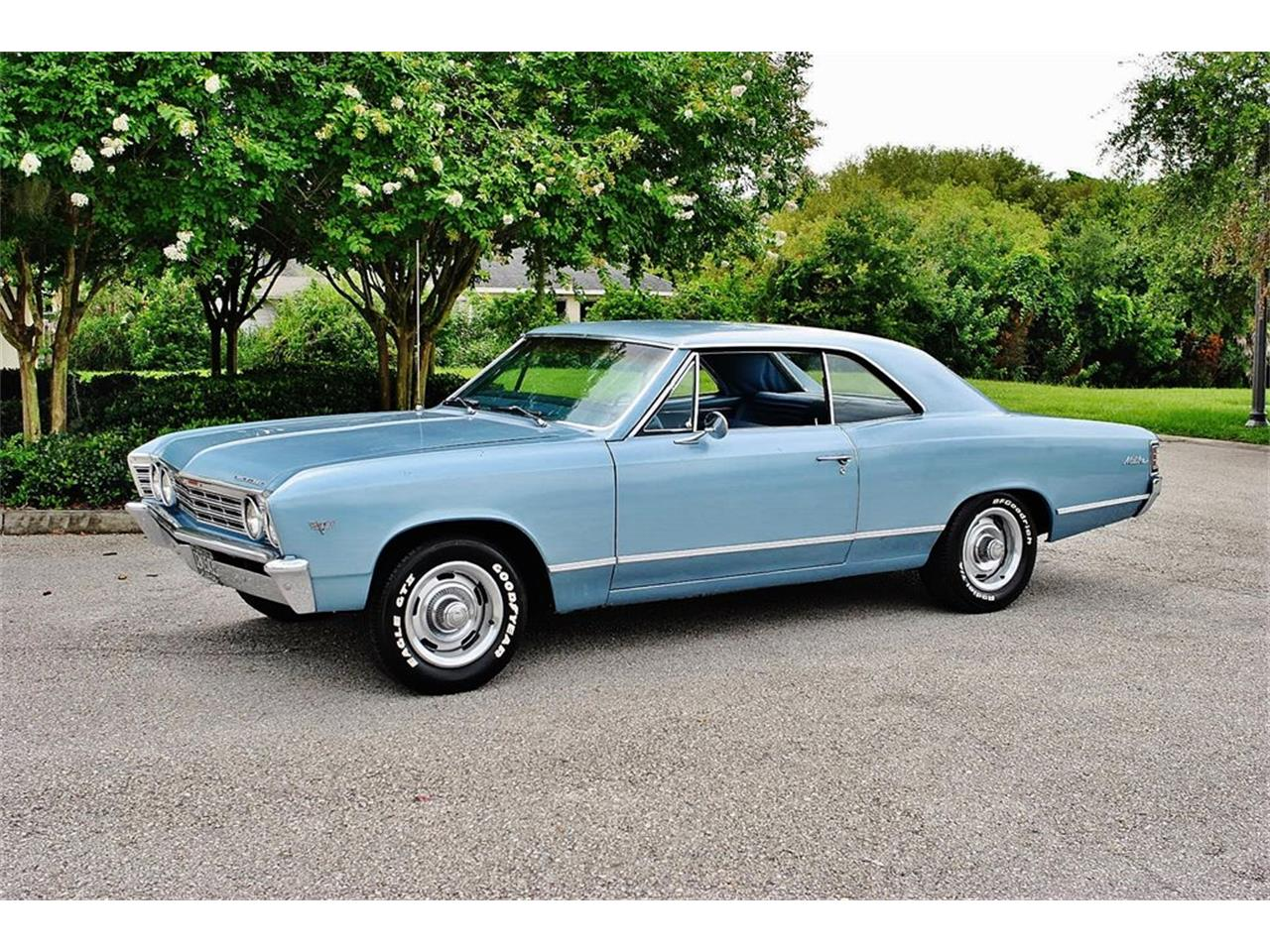 Large Picture of Classic '67 Chevrolet Malibu located in Florida - $15,900.00 - LKRQ