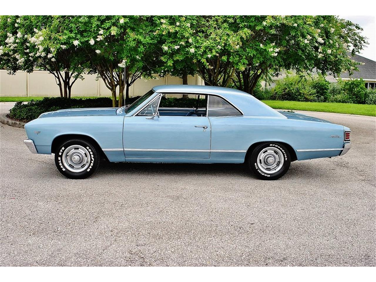 Large Picture of Classic '67 Chevrolet Malibu located in Lakeland Florida - LKRQ