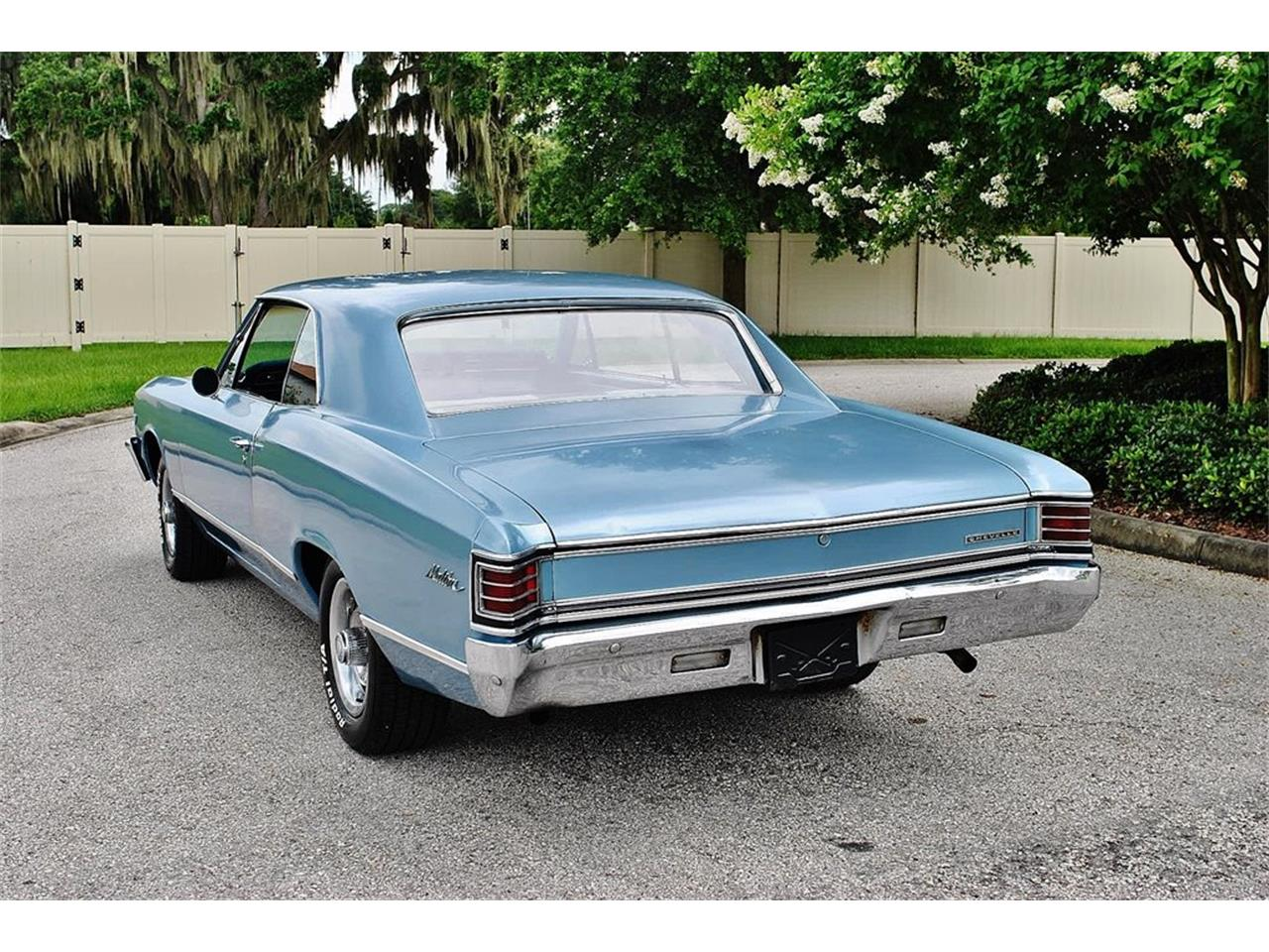 Large Picture of Classic 1967 Malibu located in Lakeland Florida - LKRQ