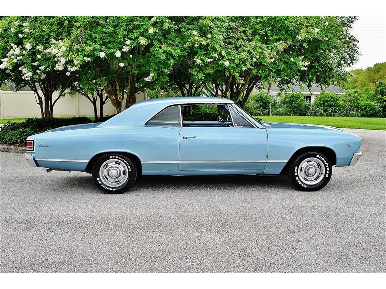 Large Picture of Classic '67 Malibu Offered by Primo Classic International LLC - LKRQ