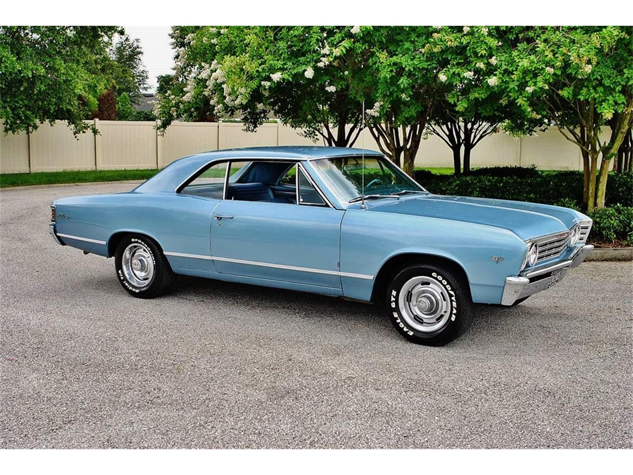 Large Picture of Classic 1967 Chevrolet Malibu - $15,900.00 Offered by Primo Classic International LLC - LKRQ