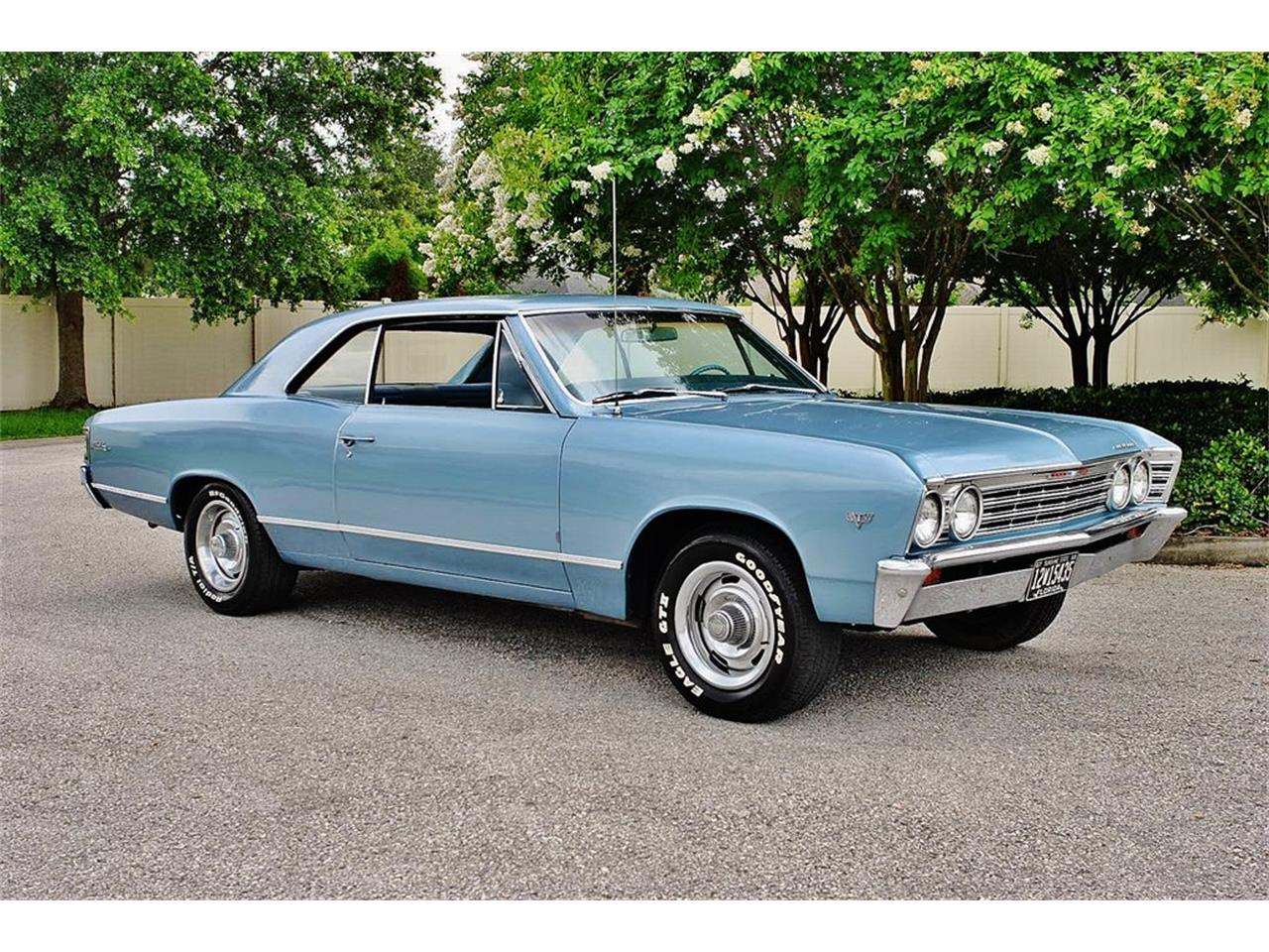 Large Picture of 1967 Malibu located in Lakeland Florida - $15,900.00 Offered by Primo Classic International LLC - LKRQ