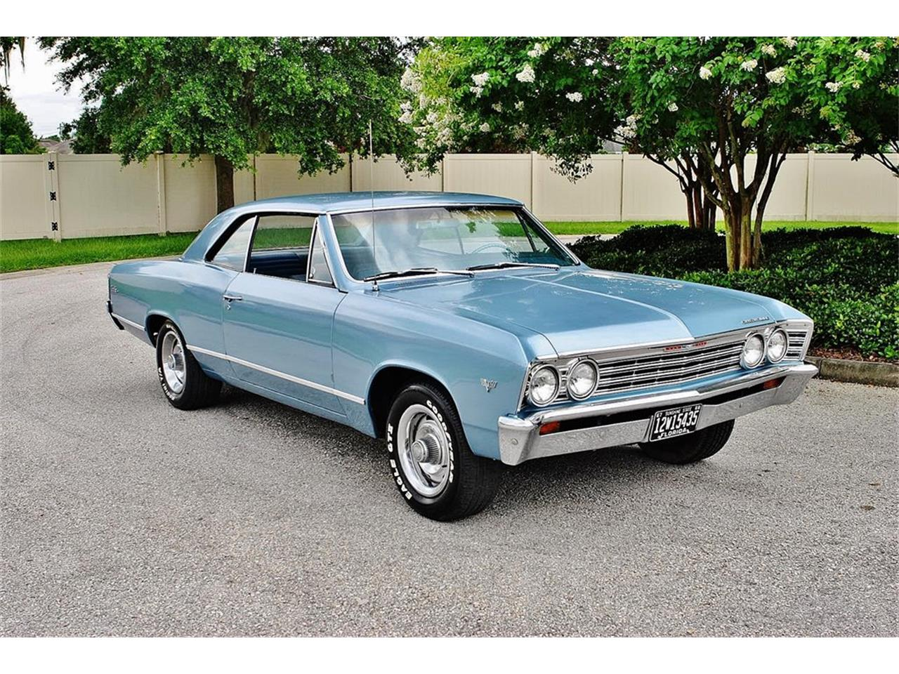 Large Picture of 1967 Chevrolet Malibu located in Lakeland Florida - LKRQ