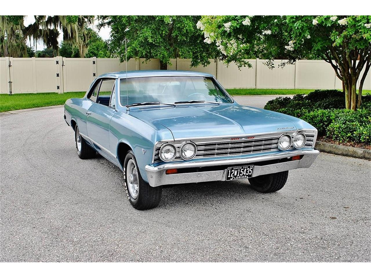 Large Picture of '67 Malibu located in Florida - LKRQ