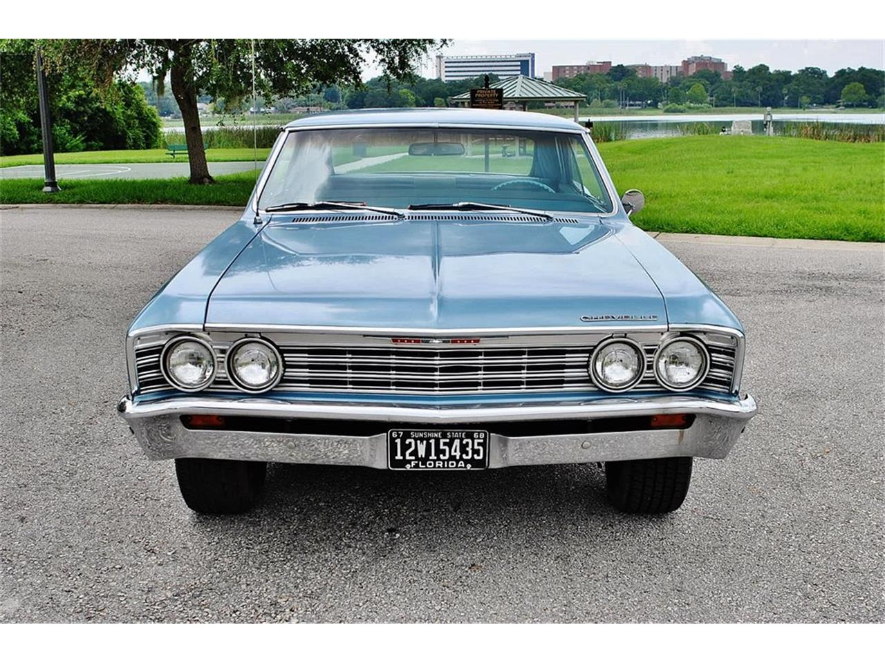 Large Picture of '67 Chevrolet Malibu - $15,900.00 Offered by Primo Classic International LLC - LKRQ
