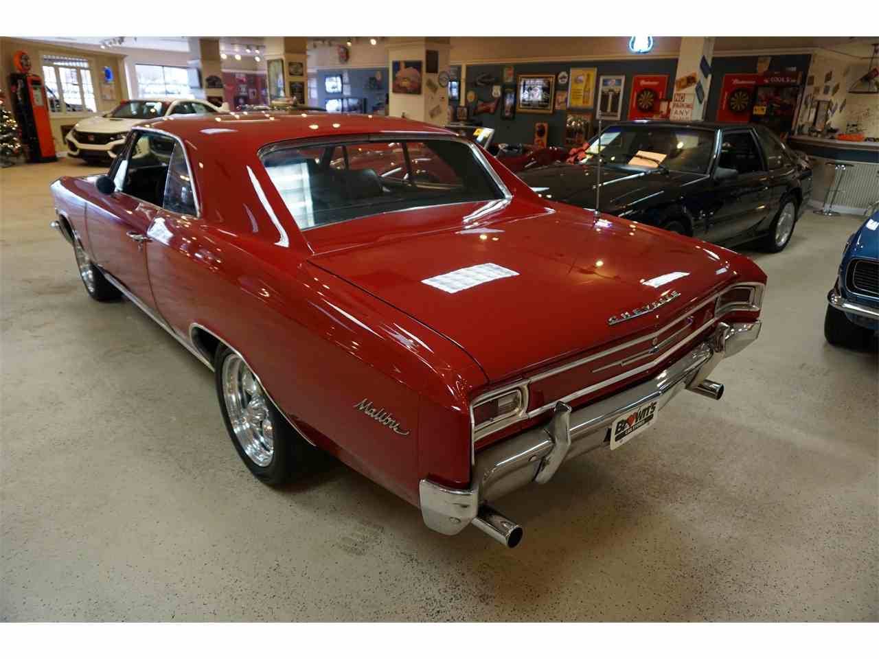 Large Picture of '66 Chevelle - LKSV