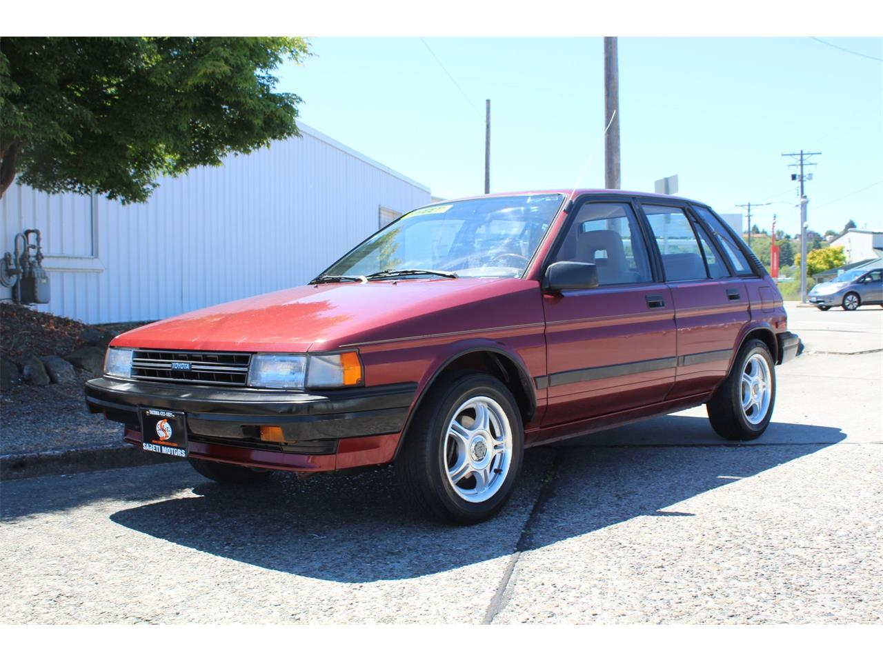88 Toyota Tercel Hatchback The Amazing 1990 1988 For Sale Classiccars Com Cc 1006741