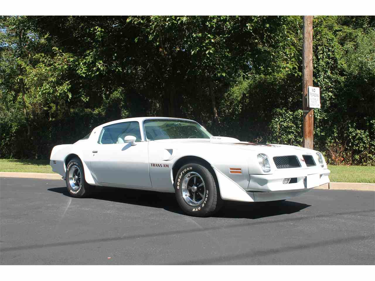 Large Picture of '76 Firebird Trans Am - LKU5