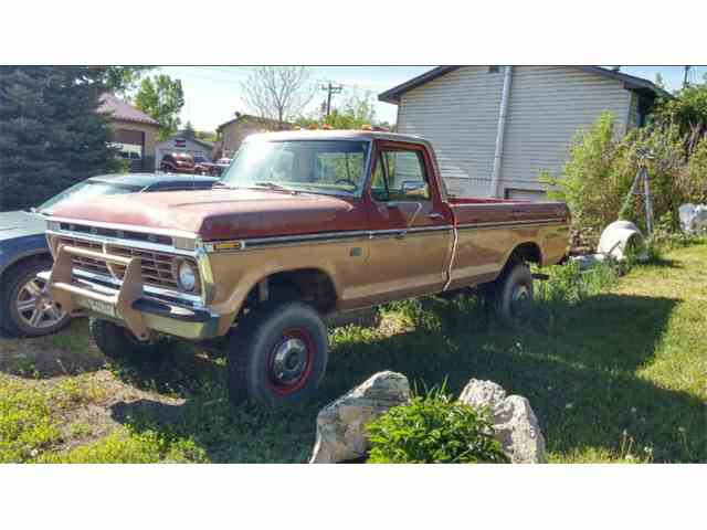 Picture of '75 Ford F250 located in GYPSUM Colorado - $6,000.00 - LKUG
