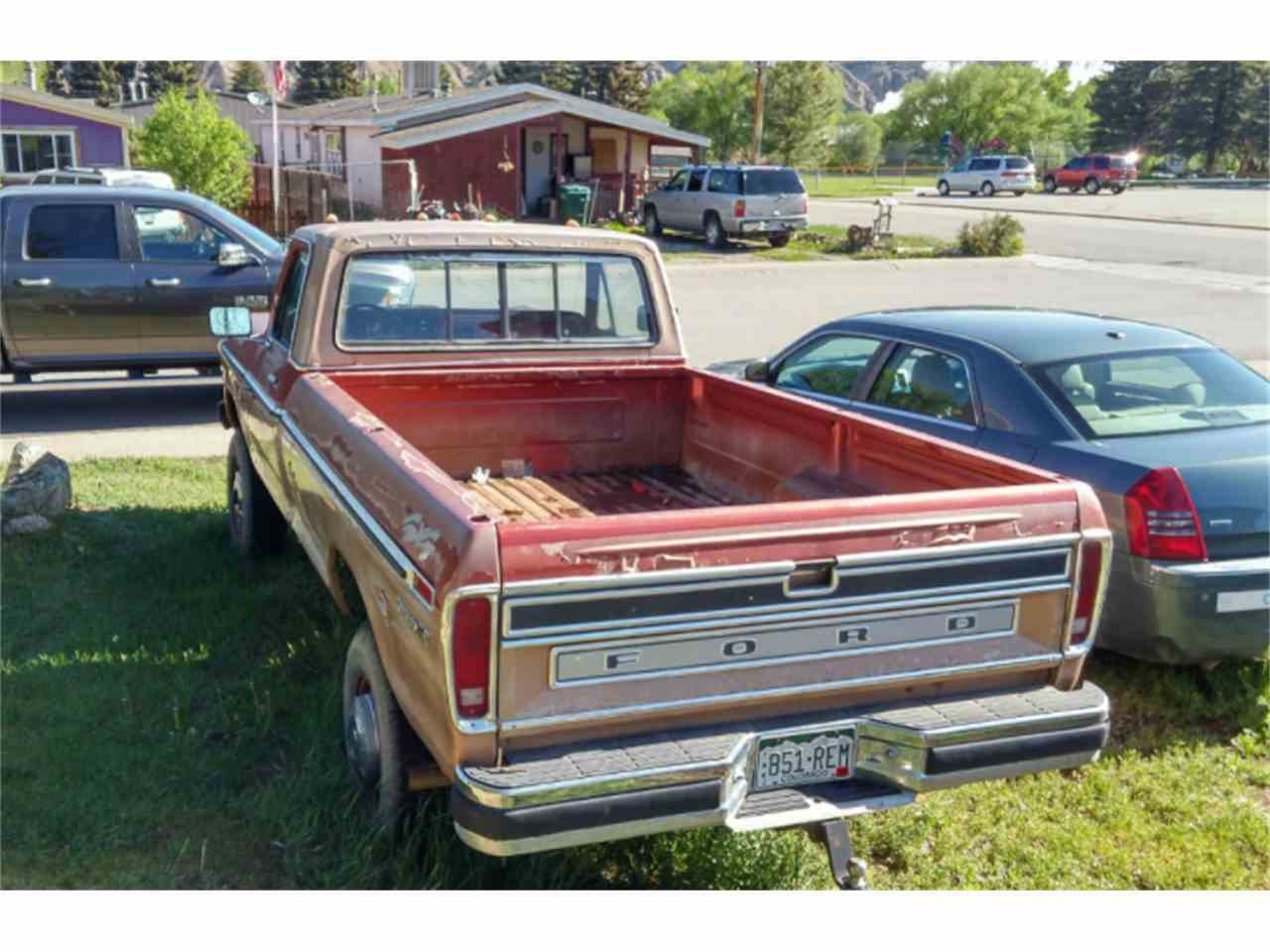 Large Picture of '75 F250 - LKUG